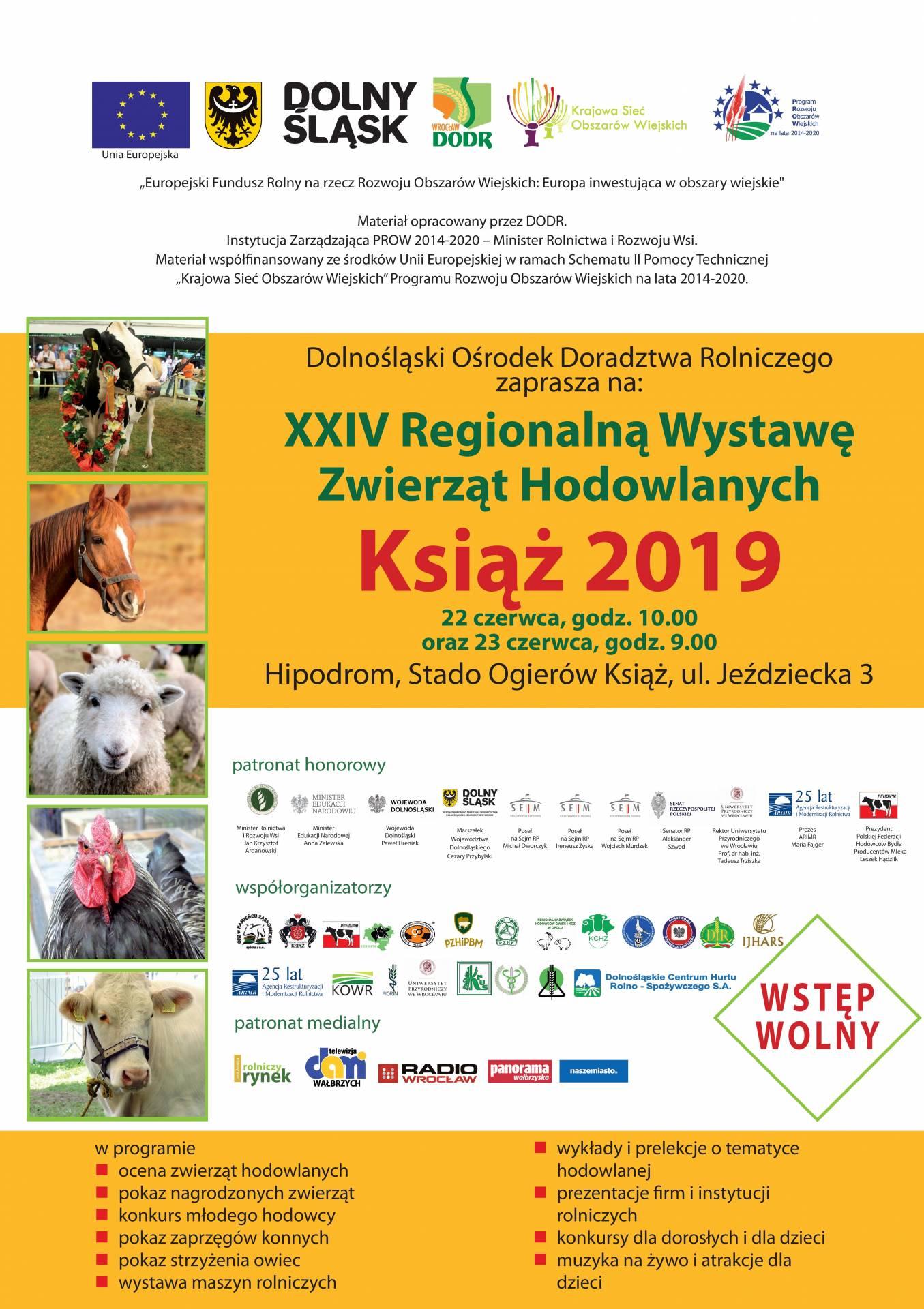 XXIV Regionalna Wystawa Zwierząt Hodowlanych