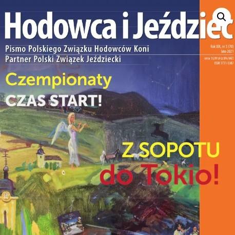 Letni numer Hodowcy_i_Jeźdźca